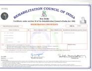 Kapoor Sir Certificate