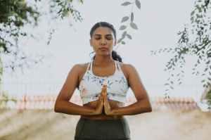 meditation single